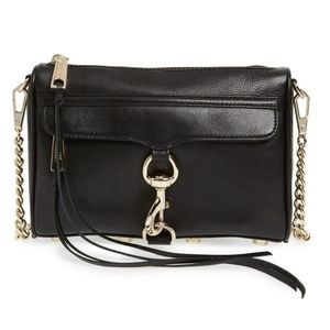 Mini MAC Convertible Crossbody Bag  REBECCA MINKOF